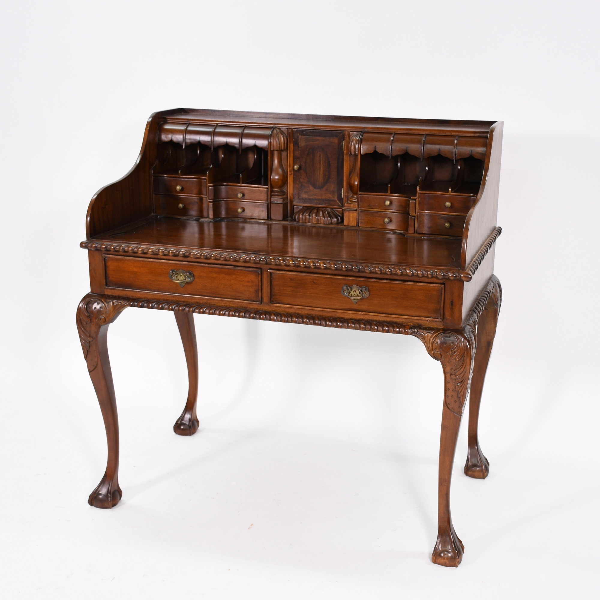 Wonderful image of vintage writing desk $ 200 00 beautiful wooden vintage writing desk  with #6F3D26 color and 2000x2000 pixels