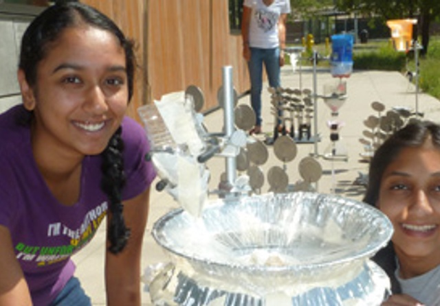 STEM Summer Camp at Foothill College
