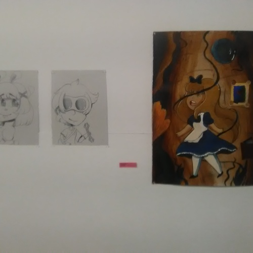 art format at exhibition 1