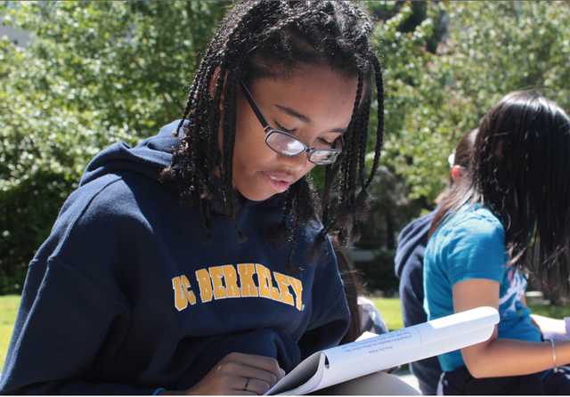 UC Berkeley Academic Talent Development Program