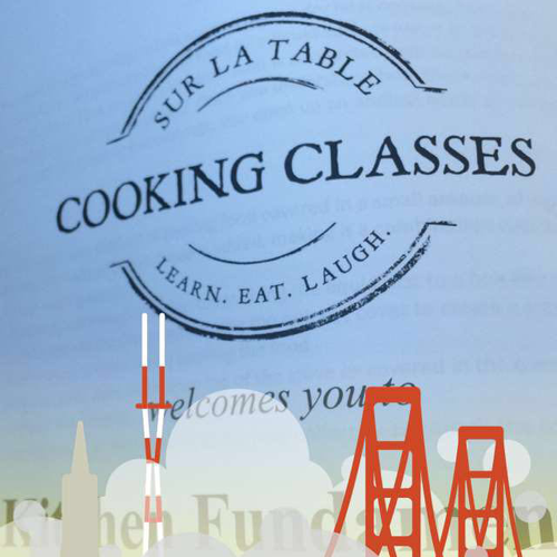 My program was in San Francisco!