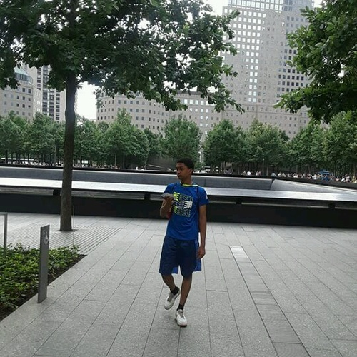 @9/11 Memorial 2 mile walk from ID Tech