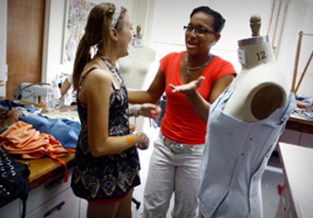 Centenary Summer Scholars: Fashion Design