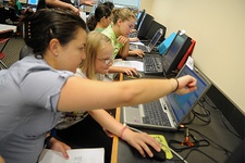 National Computer Camp at Fairfield University