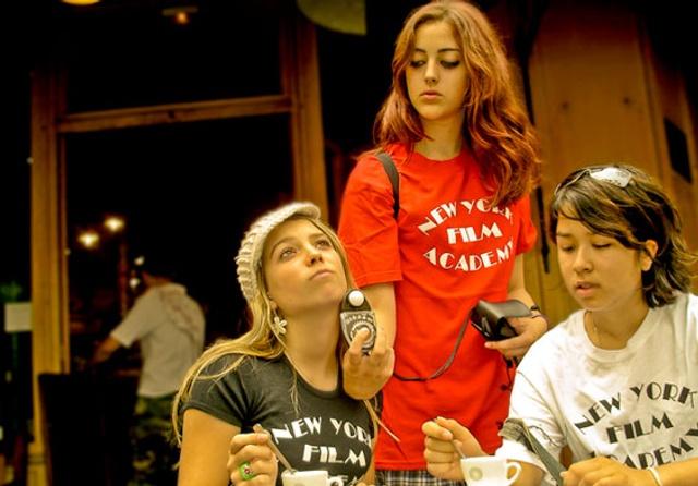 NYFA Acting Camp (1 week)