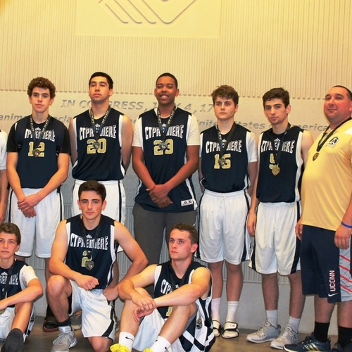 2017 Summer AAU CT Premiere Basketball First Place