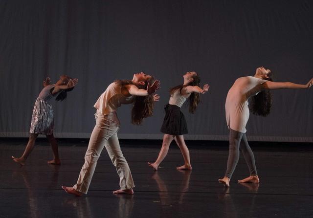 Shawl-Anderson Ballet Dance Intensive