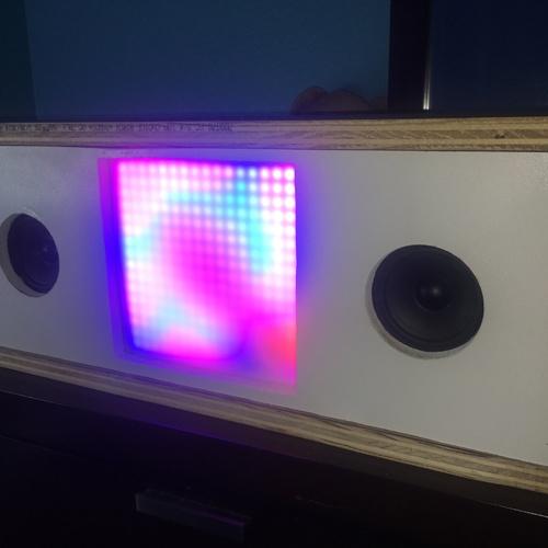 Speaker I built
