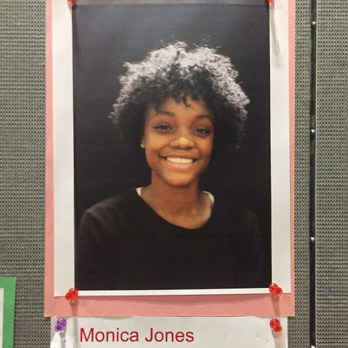 I played Connie Mckenzie in my school's production of A Chorus Line on March 31.