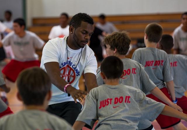 Nike Basketball Camp - Day