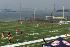 Red Bull New York Residential Soccer Camp