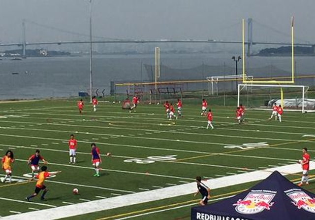 Red Bull New York Residential Soccer Camp