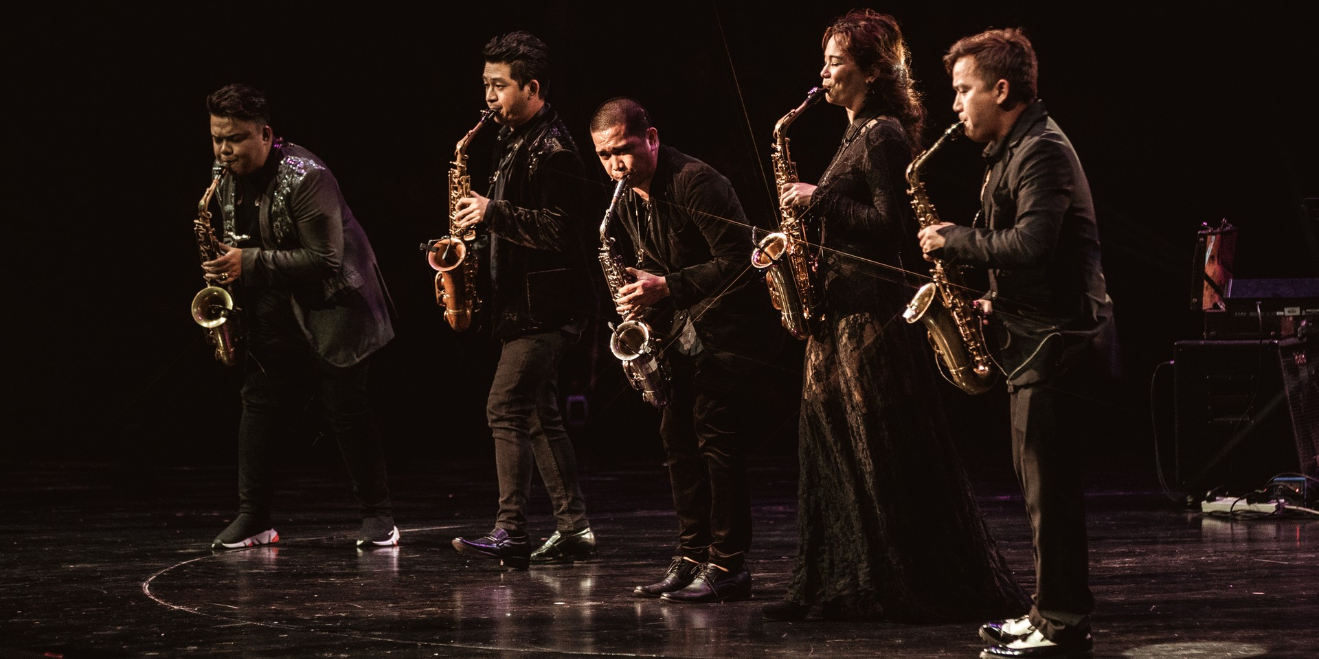 The all-saxophone show: SILA 2.0 Live In Action 2019 – photo gallery