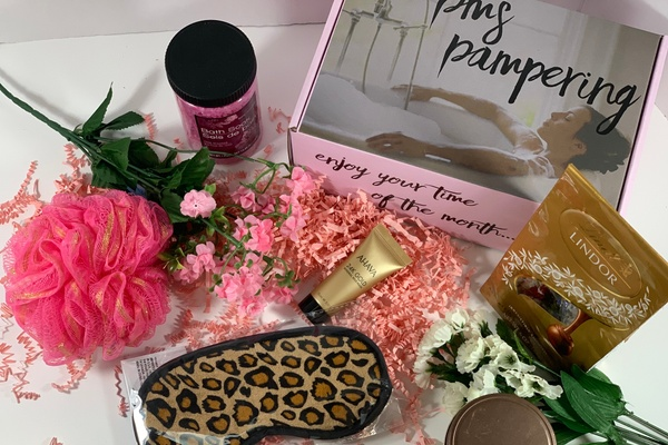 Ms and Miss Subscription Boxes - PMS Pampering Photo 1