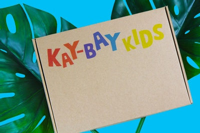 Kay-Bay Kids - Craft & Play Box Photo 1