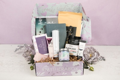 TheraBox - Self Care Subscription Box Photo 2