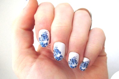 Ladies Nail Decals Subscription Box Photo 3