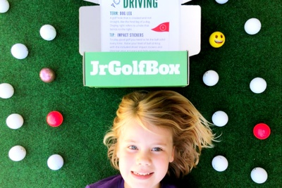 Junior Golf Box JrGoLFBOX Photo 1