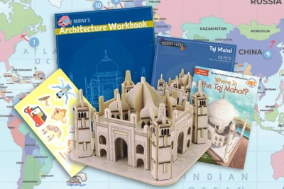Brainyverse Architecture Box Photo 1