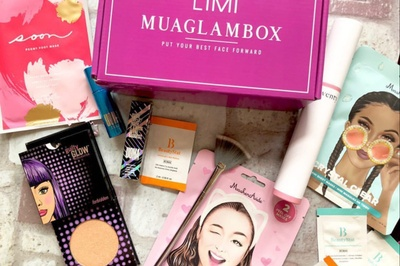 MUAGLAMBOX Beauty and Self-Care Subscription Box Photo 1