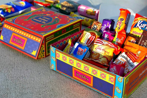 IndiFix - A Monthly Box of Indian Snacks & Treats Photo 1