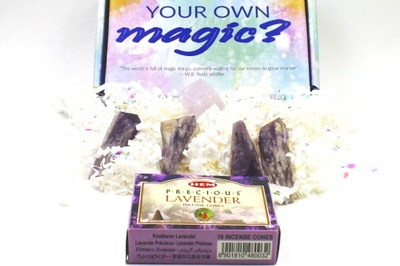 A Little Crystal Magic - Crystal of the Month Subscription Photo 2