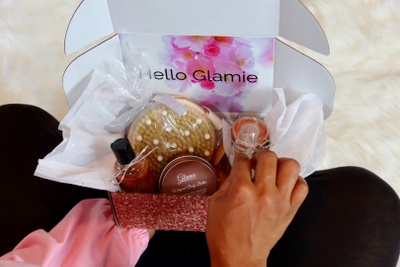 Exclusive Glamie Spa Box Photo 2