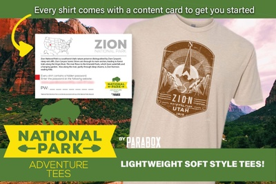 National Park Adventure Tees Photo 3