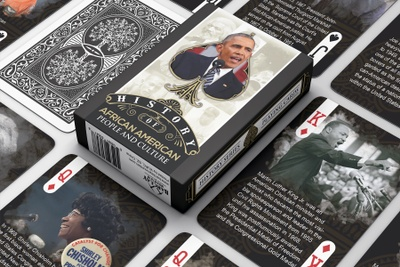 History Boxed Playing Cards Photo 1