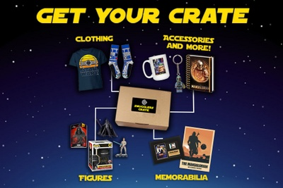 Smugglers Crate - The Star Wars Mystery Box! Photo 2