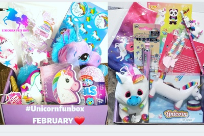 Unicorn Fun Box Photo 2
