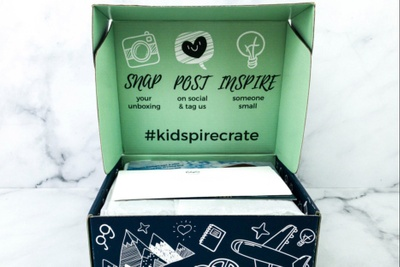 Kidspire Crate Photo 2