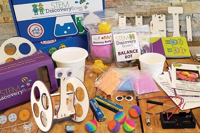 STEM Discovery Boxes - STEM Science for Kids Photo 1