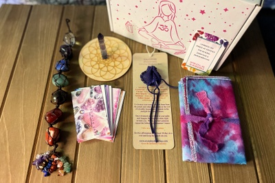 Spiritual Goodies box Photo 2