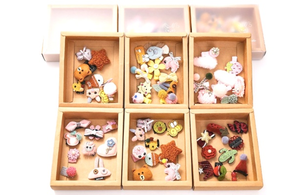 Kawaii Hair Accessories Subscription Photo 1