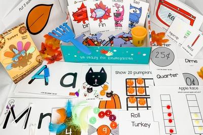 Tiny Tikes Learning Box Photo 1
