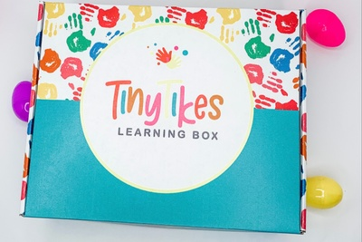 Tiny Tikes Learning Box Photo 3
