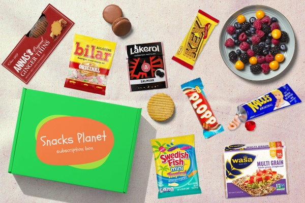 Snacks Planet Photo 1