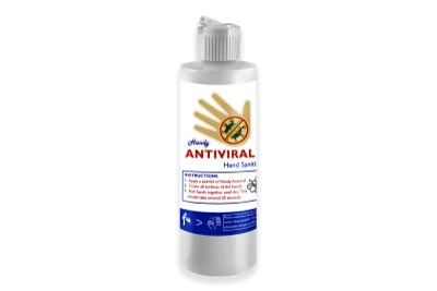 Monthly Supply of Handy Antiviral Hand Sanitizer Photo 2