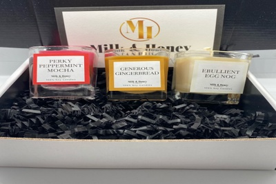 Milk & Honey Candles Photo 1