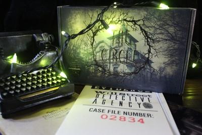 The Deadbolt Mystery Society Monthly Box Photo 2