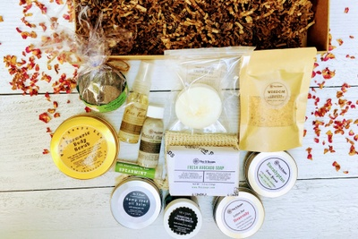The S Soaps Handmade Skincare Variety Box (Self Care, Spa, Beauty) Photo 2