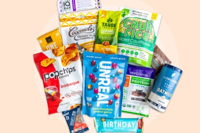 Vegancuts Monthly Snack Box Photo 3