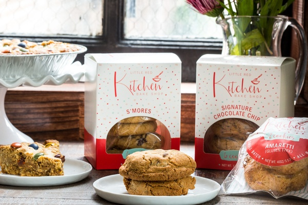 Cookie of the Month by Little Red Kitchen Bake Shop Photo 1