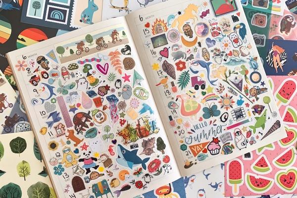 Big Kids Sticker Pack Photo 1