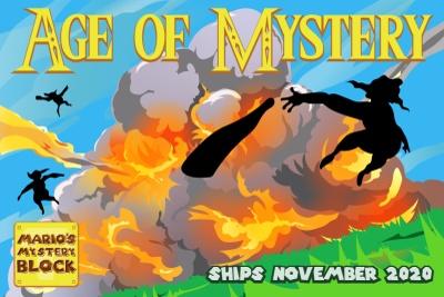 Mario's Mystery Block Photo 1