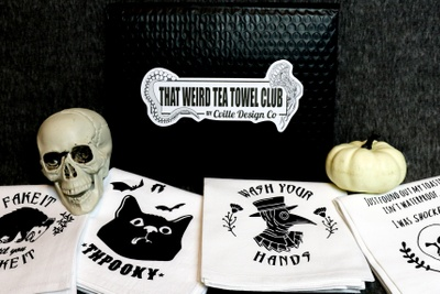 That Weird Tea Towel Club Photo 3