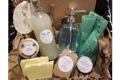 Healthy Home-Care Subscription Box Photo 1