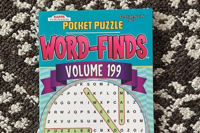 Puzzle Books Photo 2
