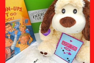 Book and Bear Box Photo 3